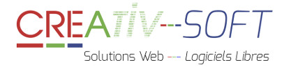 Creativ-Soft - Création de site internet - Communication Web