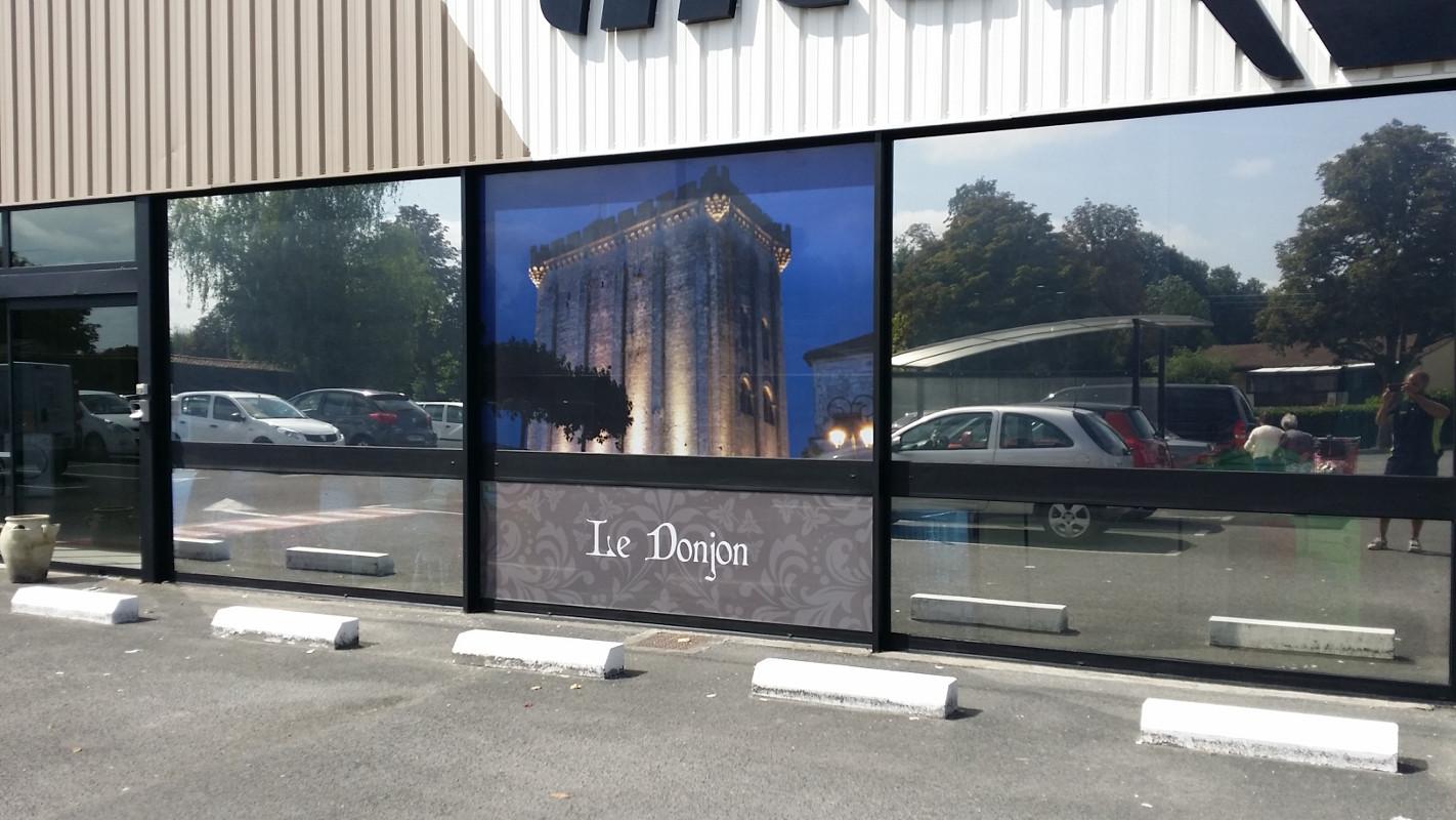 Film adhesif vitrage best film transparent autocollant - Fenetre grand format ...