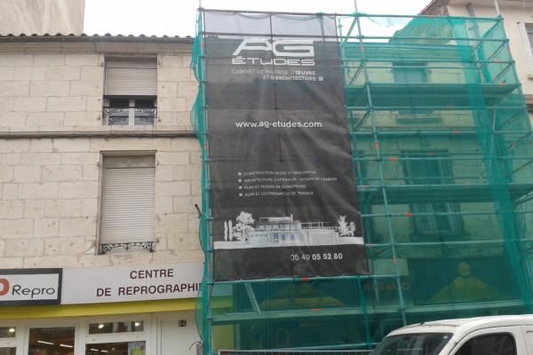 BÂCHE – Une solution économique