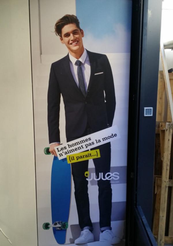 PLV – Quand la publicité se fait décorative