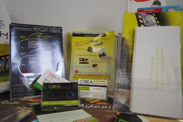 Tous vos imprimés : Affiche, Flyer, Carte de visite, Étiquettes, Brochure…